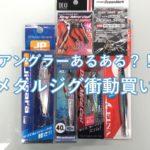 シーバス戦リベンジ準備!メタルジグめちゃくちゃ買っちゃった編|福井・越前海岸の釣果報告